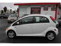 Picture of '14 Mitsubishi i-MiEV located in Lynnwood Washington - JJJG