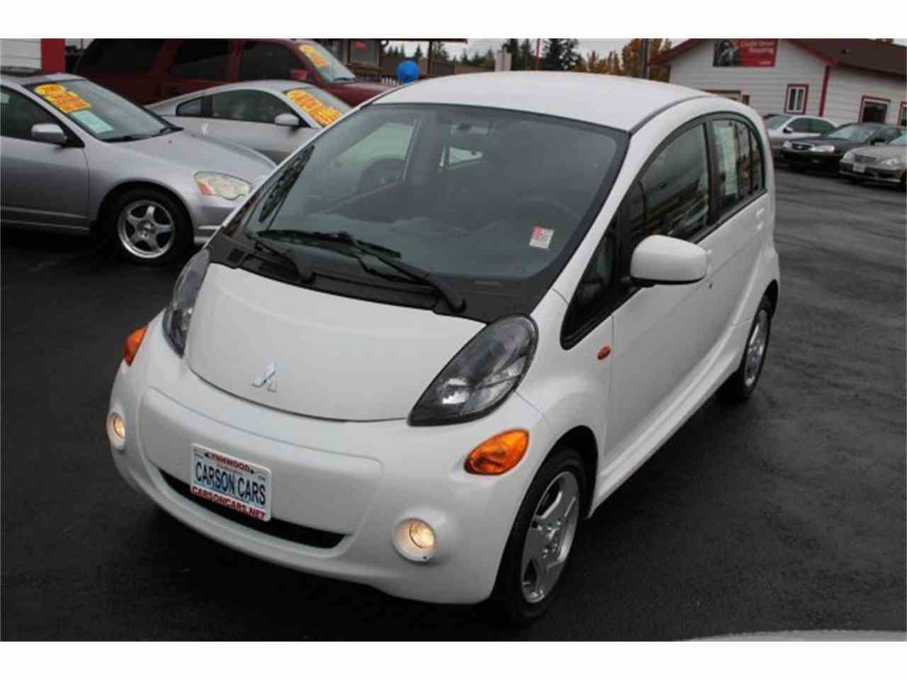 Large Picture of 2014 i-MiEV located in Lynnwood Washington - JJJG