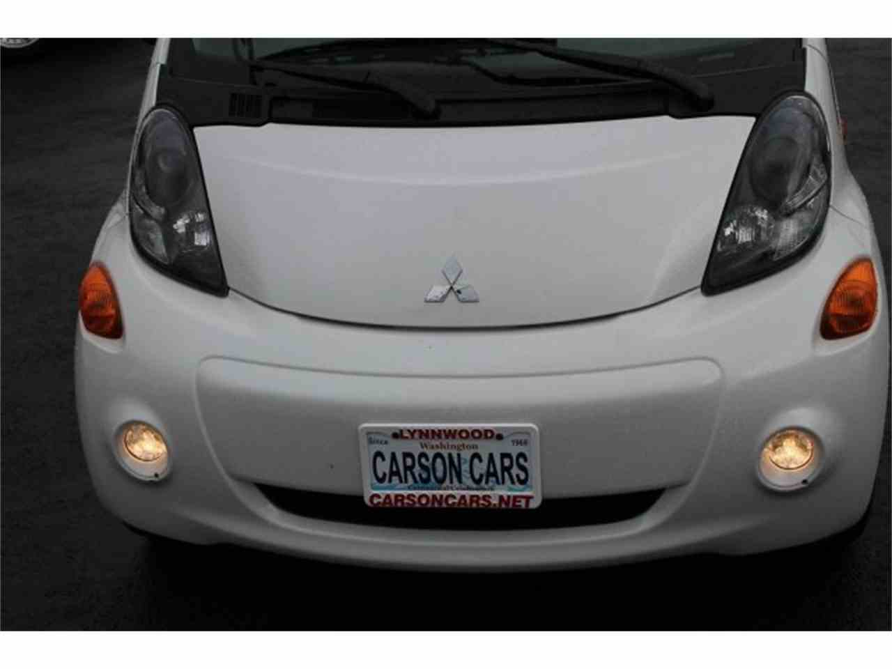 Large Picture of '14 Mitsubishi i-MiEV located in Washington - $9,995.00 - JJJG