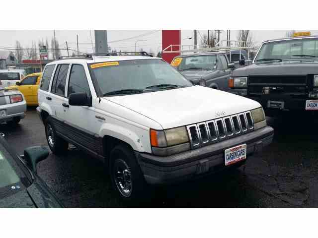 1993 Jeep Grand Cherokee | 911796