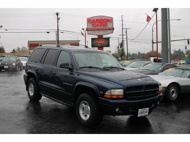 2000 Dodge Durango | 911798