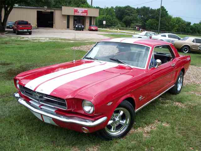1965 Ford Mustang | 911803
