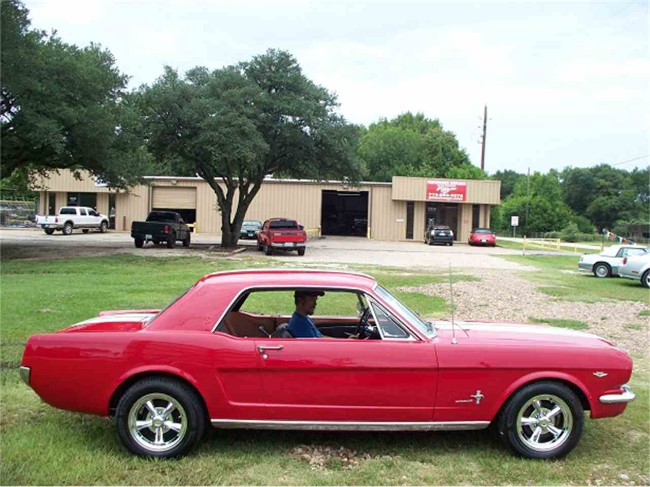 Large Picture of '65 Mustang - JJJV