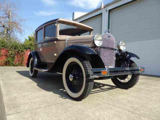 1931 Ford Model A Sedan | 911804