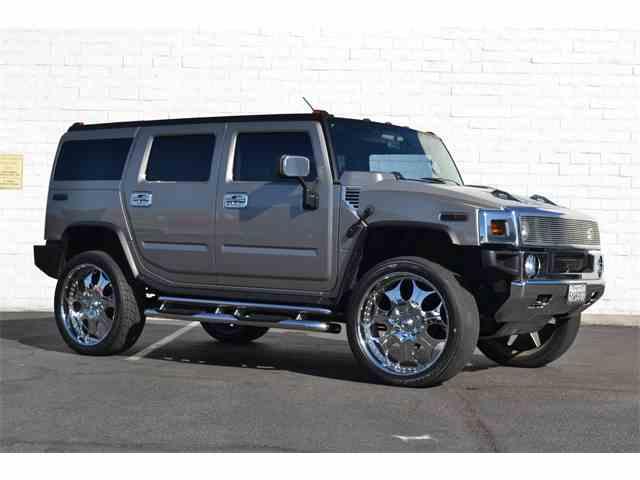 2003 Hummer H2 | 911805