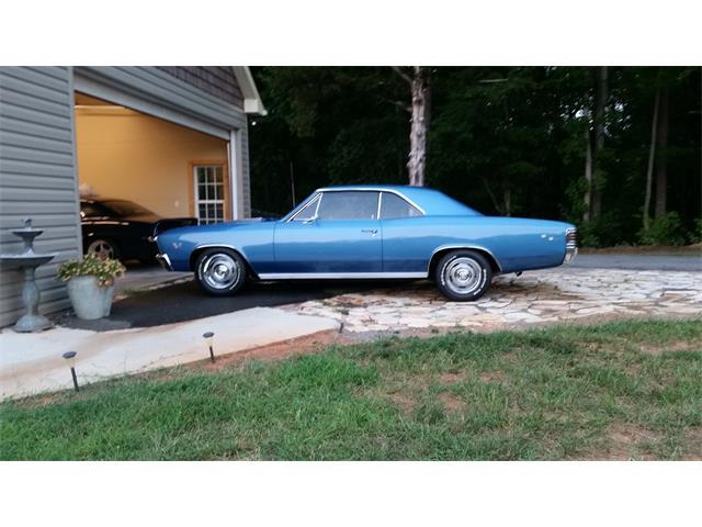 1967 Chevrolet Chevelle | 911818