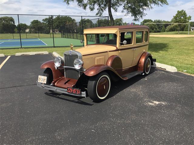 1929 Chevrolet Sedan | 911819
