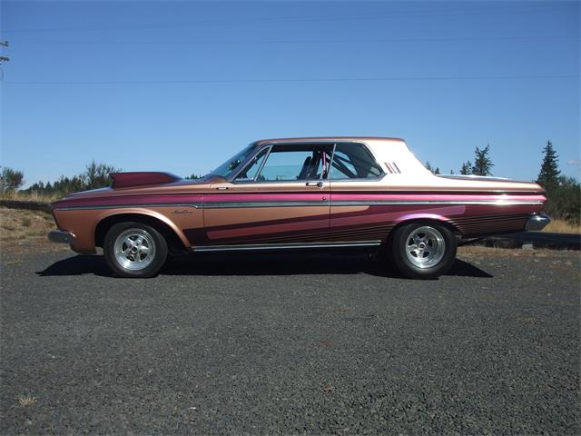 1963 Plymouth Sport Fury | 911821