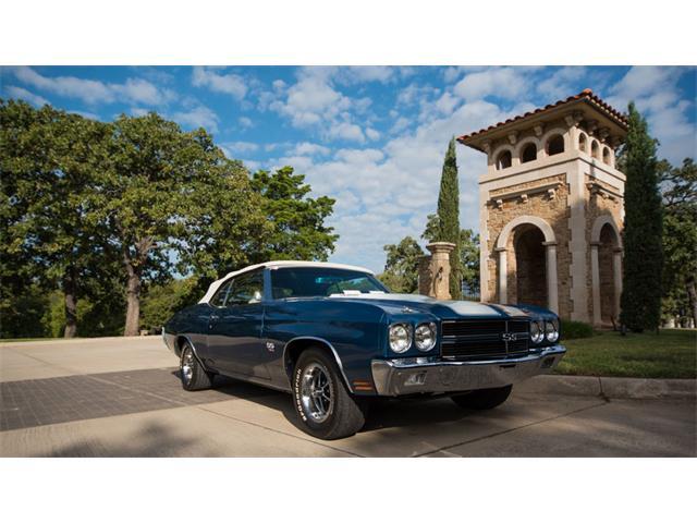 1970 Chevrolet Chevelle SS | 911830