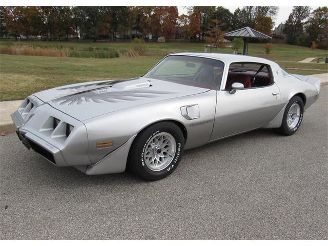 1979 Pontiac Firebird Trans Am | 911841