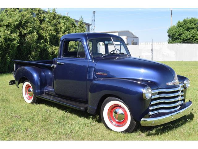 1951 Chevrolet 3100 Series Thriftmaster | 911847