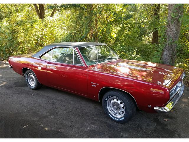 1968 Plymouth Barracuda | 911851