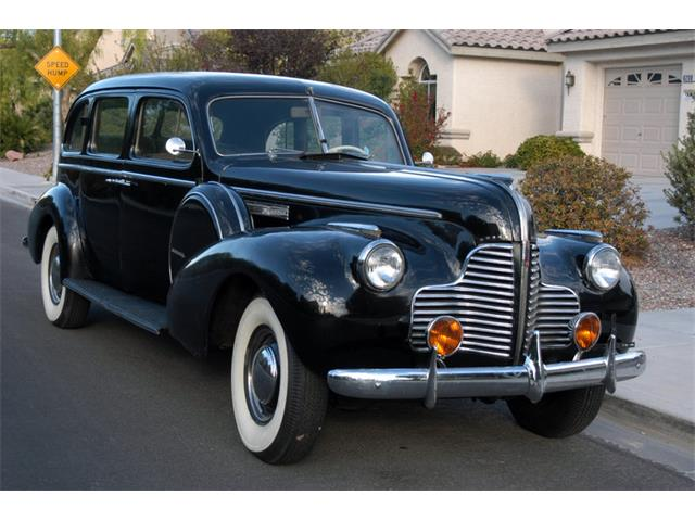 1940 Buick Limited Series 90 | 911857