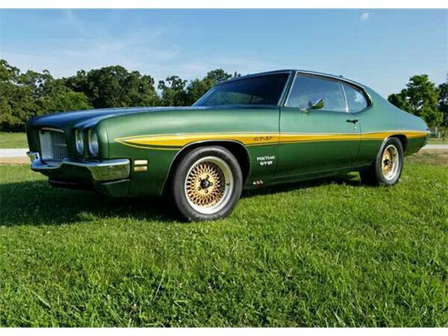 1971 Pontiac LeMans GT-37 | 911862