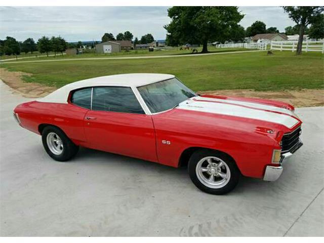 1972 Chevrolet Chevelle | 911864