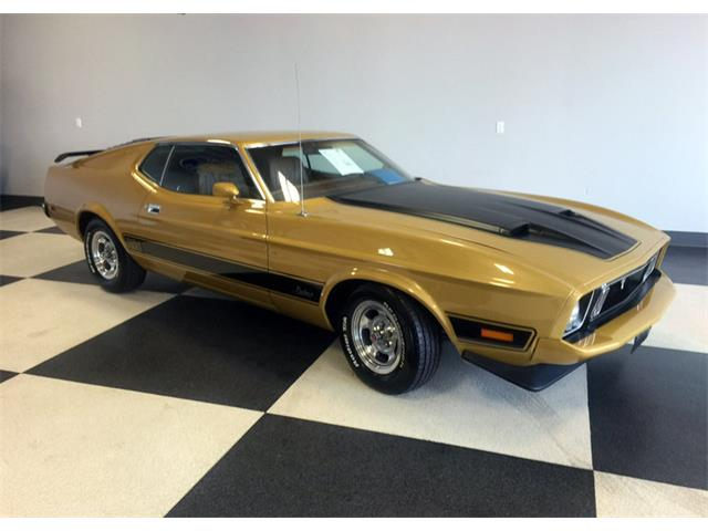 1973 Ford Mustang Mach 1 | 911865