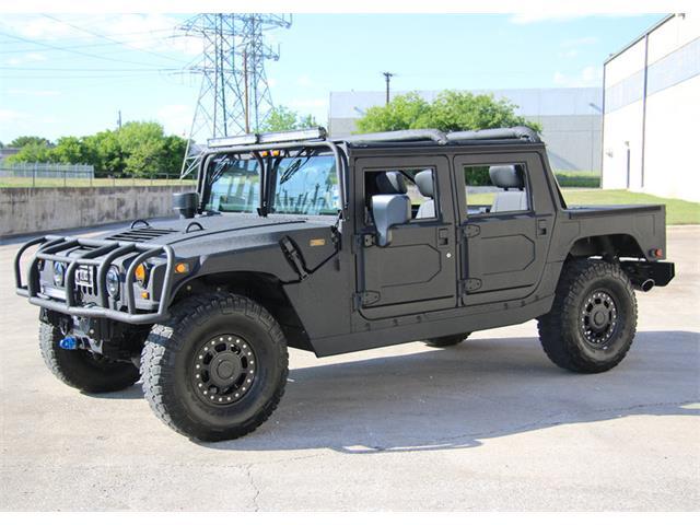 2002 AM General Hummer H1 Warrior Edition | 911867
