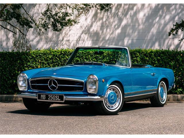 1967 Mercedes-Benz 250SL | 911868