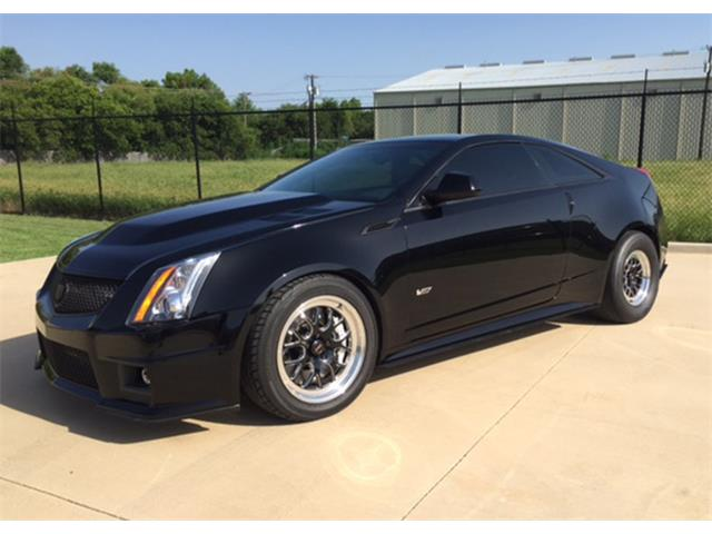 2011 Cadillac Twin Turbo CTS-V | 911872
