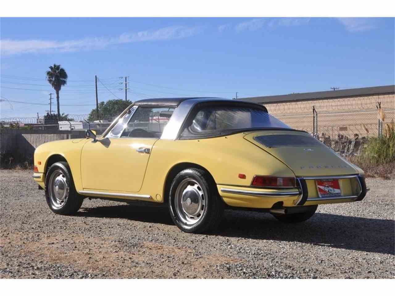 1968 porsche 912 soft window targa for sale classiccars. Black Bedroom Furniture Sets. Home Design Ideas