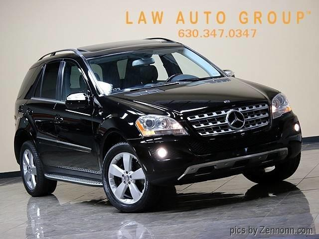 2010 Mercedes-Benz ML350 | 911878