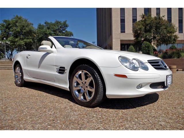 2003 Mercedes-Benz SL-Class | 911879