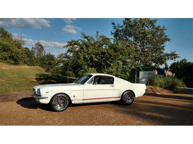1965 Ford Mustang A Code 4 Barrell | 910188