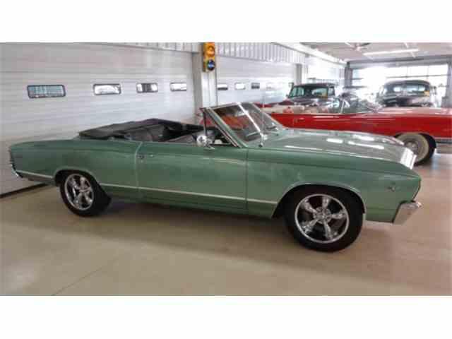 1967 Chevrolet Chevelle Malibu | 911914