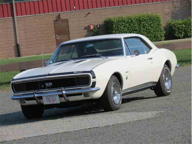 1967 Chevrolet Camaro Rs Ss For Sale On Classiccars Com