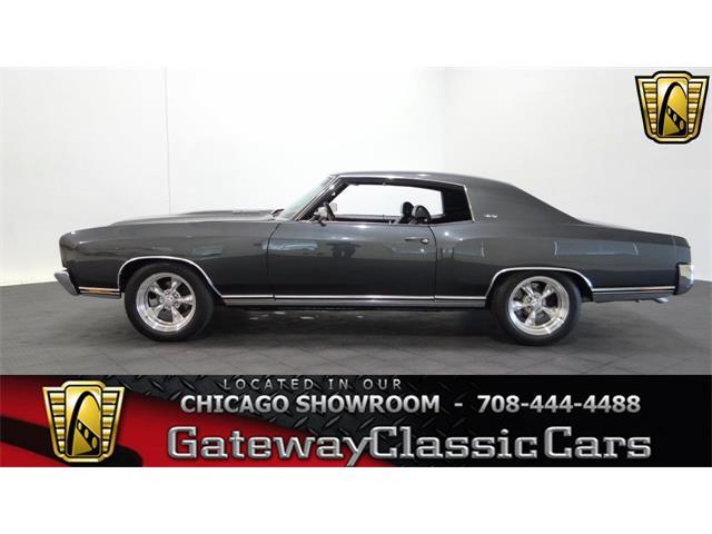 1970 Chevrolet Monte Carlo | 911919