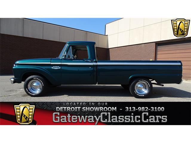 1966 Ford F100 | 911920