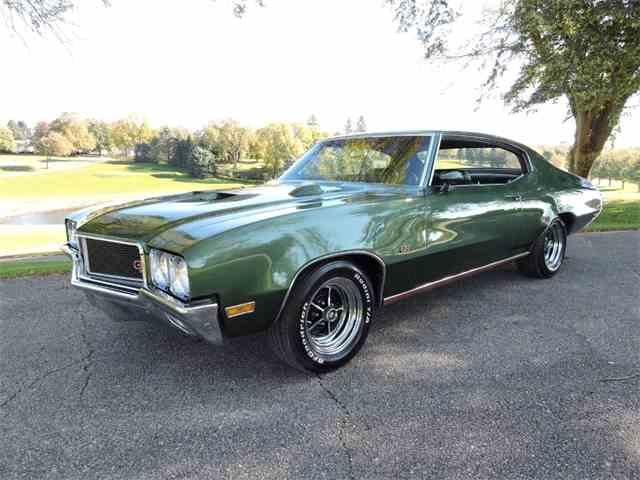 1970 Buick Skylark | 911925
