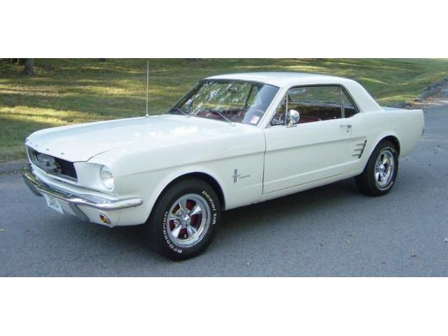 1966 Ford Mustang | 911938