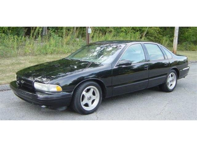 1996 chevrolet impala ss for sale on 11 available. Black Bedroom Furniture Sets. Home Design Ideas