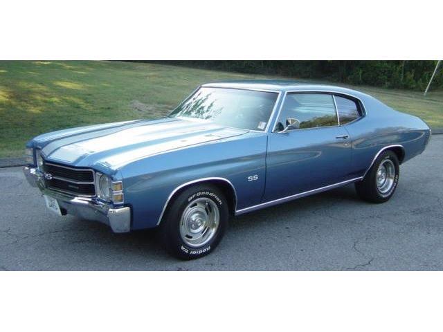 1971 Chevrolet Chevelle | 911942