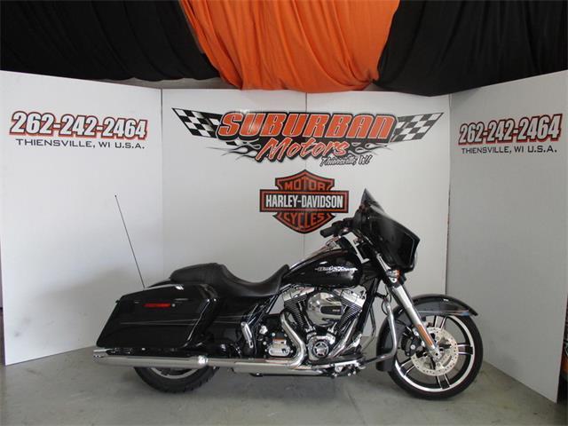 2016 Harley-Davidson® FLHXS - Street Glide® Special | 910195