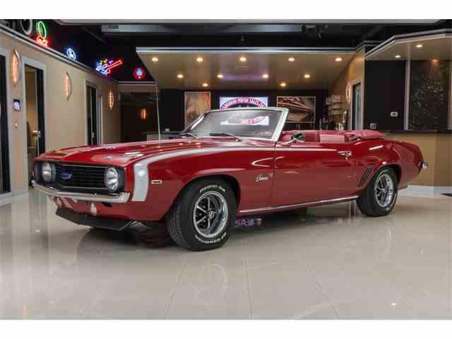 1969 Chevrolet Camaro | 911957