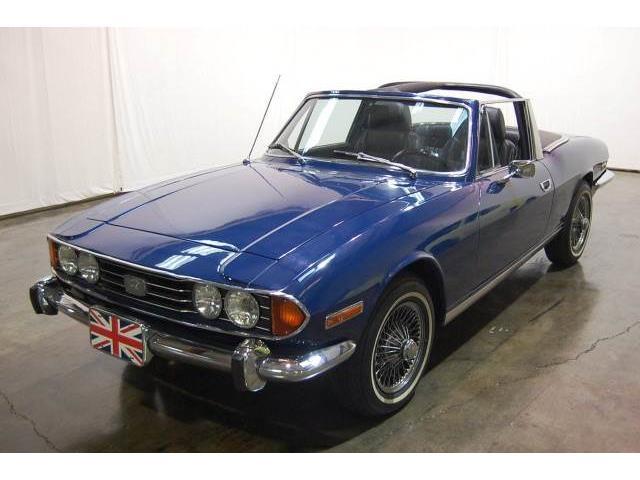 1971 Triumph Stag MK | 911960