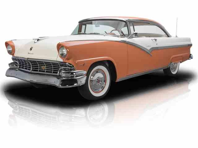 1956 Ford Fairlane Victoria | 911962