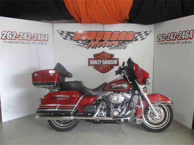 2007 Harley-Davidson® FLHTC - Electra Glide® Classic | 910198