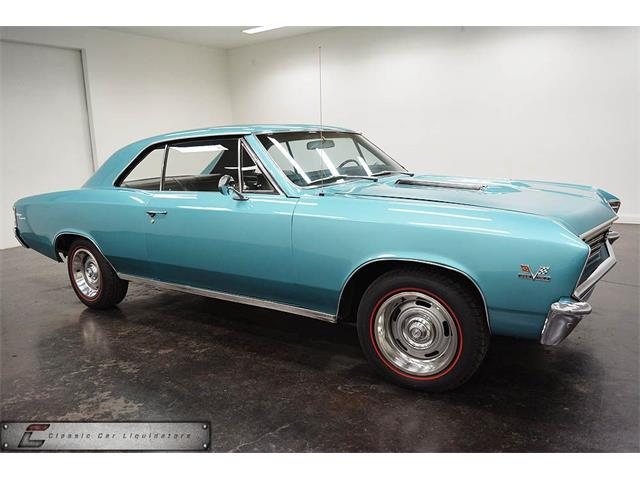 1967 Chevrolet Chevelle | 911980