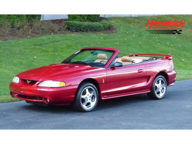 1996 Ford Mustang | 911984