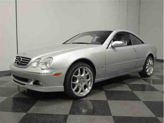 2002 Mercedes-benz CL500 Brabus | 911986