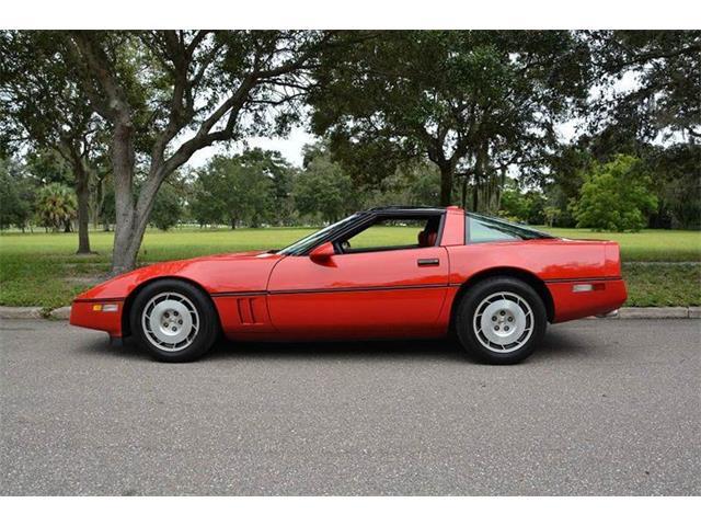 1986 Chevrolet Corvette | 911988