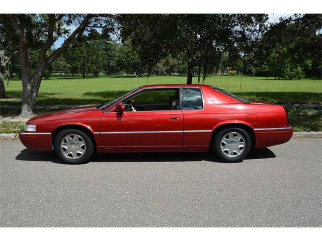2002 Cadillac Eldorado | 911992