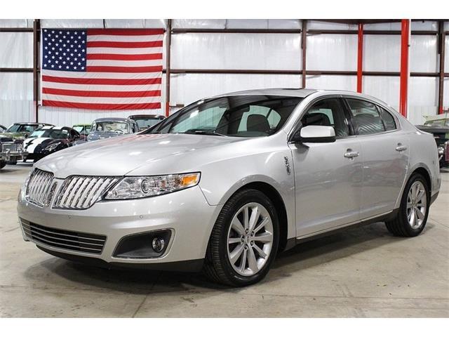 2012 Lincoln 4-Dr Sedan | 911995