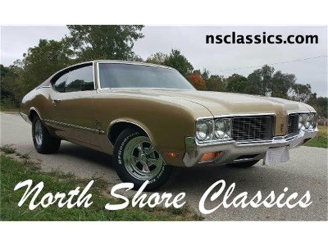 1970 Oldsmobile Cutlass | 911996