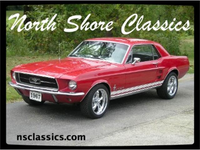 1967 Ford Mustang | 911999