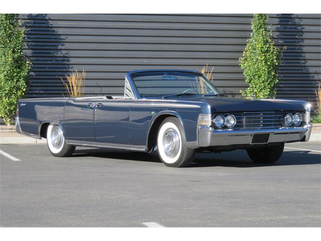 1965 Lincoln Continental | 910200