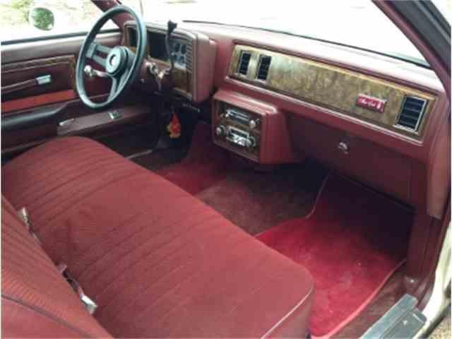 1981 Chevrolet Monte Carlo   912000